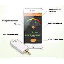 Дозиметр для смартфона FTLAB Smart Geiger Pro, для измерения общего радиационного фона, фото 3