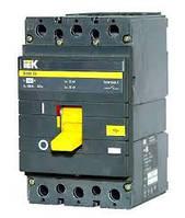 Автоматический выключатель, автомат ВА88-35 3Р 160А 35кА ИЭК