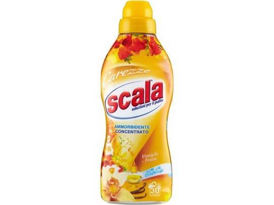 Концентрированный кондиционер-ополаскиватель 750 мл Scala Ammorbidente Vanilla Fresia 8006130503598, фото 2