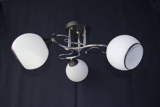 Люстра на 3 лампочки 2557-3, фото 2