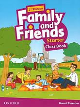 Family and Friends 2nd (second) Edition Starter Class Book (учебник/підручник 2-е издание)