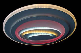 Светодиодная люстра N 6713 (WT) 130w, фото 2