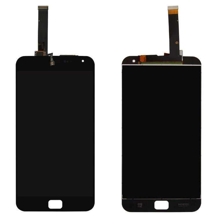 Дисплей (экран) для Meizu MX4 Pro (M462U) 5.5 з сенсором (тачскріном) черный