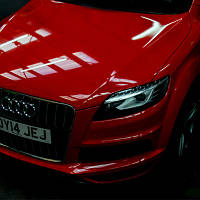 Темно-красная пленка 3М Gloss Dark Red 1080-G83