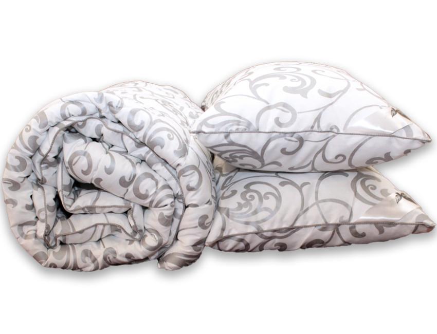 """Одеяло """"Eco-venzel"""" 1.5-сп. + 2 подушки 70х70"""