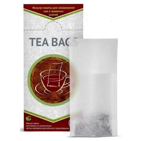Фильтр-пакеты для чая и травяных смесей, 100 шт.