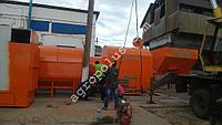 Теплогенератор горячего воздуха для сушки зерна и теплиц ГТУ - 1,0