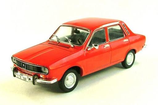 Автолегенды №164 DACIA 1300 (Румыния) красный | Коллекционная модель 1:43 | DeAgostini