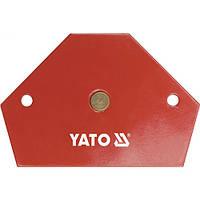 Сварочный магнит Yato YT-0866 11,5 кг.