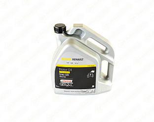 Моторне масло RENAULT - CASTROL 5W30 - Castrol GTX (5 liter) (ACEA C4/RN0720/MB226.51)