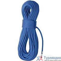 Веревка динамическая Vento Factor blue, Ø 10 мм, (60 м), с водоотталкивающей пропиткой