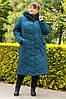 Женская зимняя теплая куртка, фото 3
