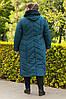 Женская зимняя теплая куртка, фото 5