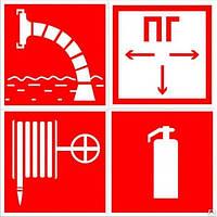 Работы по подготовке проектов мероприятий по обеспечению пожарной безопасности