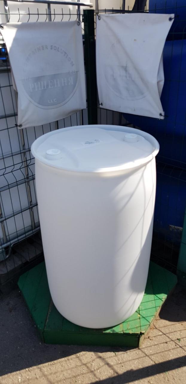 0212-08/1: С доставкой в Хмельницкий ✦ Бочка (200 л.) б/у пластиковая