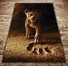 Плед з 3D принтом - Сімба Король Лев