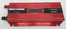 Преобразователь инвертор 12v-220v 2000W