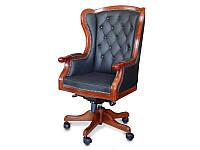 Кресло руководителя Брайтон черный