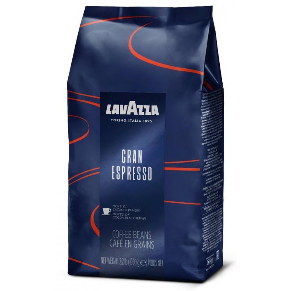Зернова кава Lavazza Gran Espresso 1кг