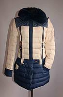 Женская зимняя куртка CLJ W-1011