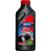 Жидкость для отпугивания кротов Bros 500мл.