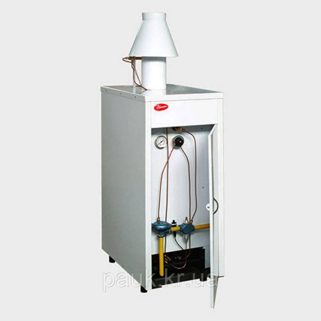 Котел на газу Ривнетерм 48В кВт(авт. Honeywell), двухконтурный(с водоподогревом)