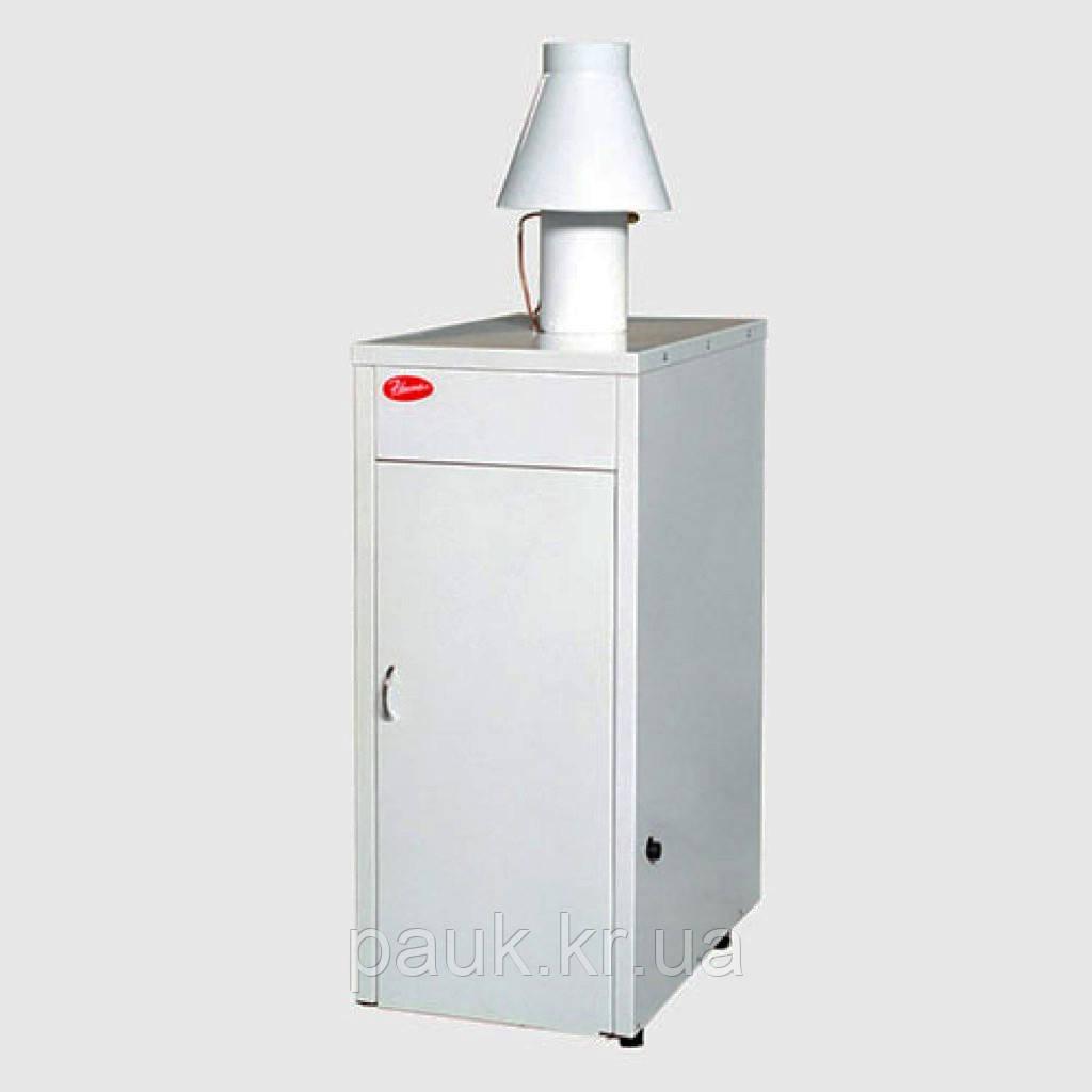 Котел газовый Ривнетерм 56 кВт, однокотурный(авт. КАРЕ)
