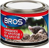 Средство от кротов Bros Karbidex 500г.