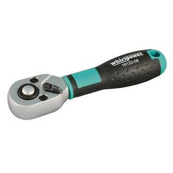 """Трещотка для головок Whirlpower 16122-08 1/4"""", 108 мм, 36 зубов"""