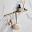 Настенные крючки для ванной комнаты + полочка. RD-634, фото 3