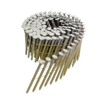 Гвозди рифленые в бобине Vulkan CNW 2,1/30мм (16тис.шт)