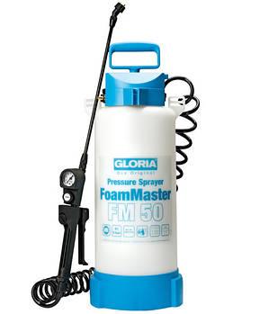 Опрыскиватель GLORIA FoamMaster FM 50 для пены, 5 л