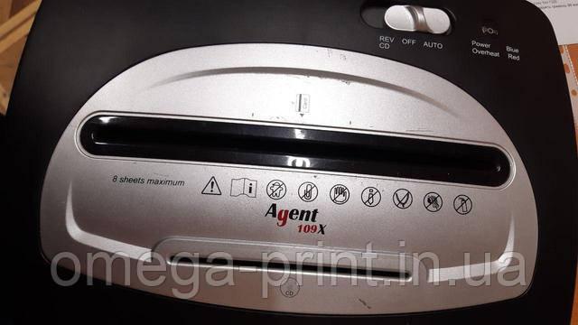 Ремонт шредера (уничтожителя бумаги) Agent 109X в сервисном центре Омега-Принт картинка