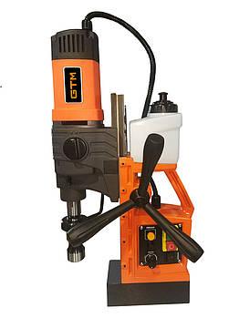 Станок сверлильный GTM OND-48HD с электромагнитным держателем