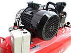 Компрессор воздушный Vulkan IBL 3080D ременной 5,5 кВт 270 л, фото 3