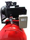 Компрессор воздушный Vulkan IBL 3080D ременной 5,5 кВт 270 л, фото 4