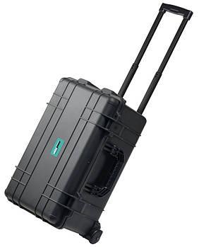 Набор инструмента Whirlpower 125 ед. ящик пластик. на колесах