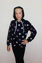 Толстовка подростковая для девочек, фото 3