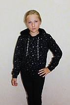 Толстовка подростковая для девочек, фото 2