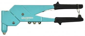 Пистолет заклепочный Whirlpower с поворотной головкой