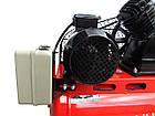 Компрессор воздушный Vulkan IBL 2070E-380-50 ременной 2.2 кВт, фото 4