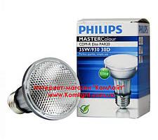 Лампа металогалогенная PHILIPS CDM-R Elite 35W/930 E27 30D