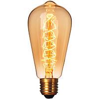 Декоративная лампочка ST64R, фото 1