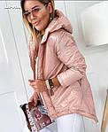 """Жіноча куртка """"Мартіна"""" від Стильномодно, фото 7"""