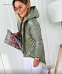 """Жіноча куртка """"Мартіна"""" від Стильномодно, фото 3"""