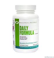 Universal Nutrition Daily Formula 100 таблеток Витамины и минералы