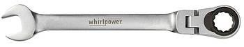 Ключ-трещетка Whirlpower 12 мм с карданом