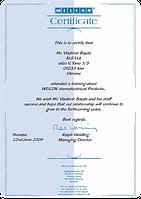 Компания «АЛ.С»-официальный и единственный поставщик промышленной химии WEICON