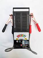 Тестер аккумуляторных батарей 100 Amp (нагрузочная вилка) ДК