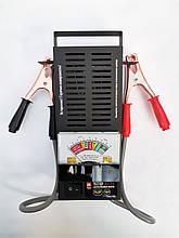 Тестер акумуляторних батарей 100 Amp (навантажувальна вилка) ДК